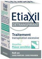 Etiaxil Aisselles Détranspirant peau sensibles Roll-on/15ml à Paris