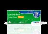LORATADINE MYLAN CONSEIL 10MG, comprimé à Paris