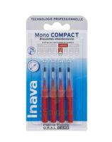 Inava Brossettes Mono-compact Rouge Iso 4 1,5mm à Paris