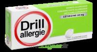 DRILL 10 mg Comprimés à sucer allergie cétirizine Plq/7 à Paris