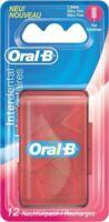 ORAL B INTERDENTAL SET, ultrafine, cylindrique, bt 12 à Paris
