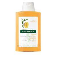 Klorane Beurre De Mangue Shampooing Cheveux Secs 200ml à Paris