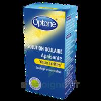 Optone Solution Oculaire Rafraîchissante Yeux Irrités Fl/10ml à Paris