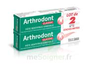 Pierre Fabre Oral Care Arthrodont Dentifrice Classic Lot De 2 75ml à Paris