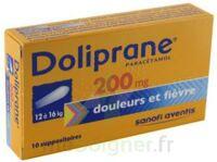 DOLIPRANE 200 mg Suppositoires 2Plq/5 (10) à Paris