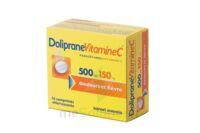 DOLIPRANEVITAMINEC 500 mg/150 mg, comprimé effervescent à Paris