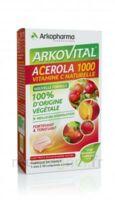 Arkovital Acérola 1000 Comprimés à croquer B/30 à Paris