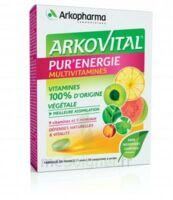 Arkovital Pur'Energie Multivitamines Comprimés dès 6 ans B/30 à Paris