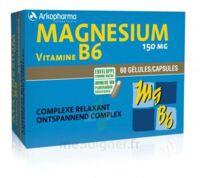 Arkovital Magnésium Vitamine B6 Gélules B/60 à Paris