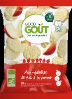 Good Goût Alimentation infantile mini galette de riz pomme Sachet/40g à Paris