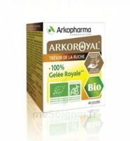 Arkoroyal 100% Gelée royale bio Gelée Pot/40g à Paris