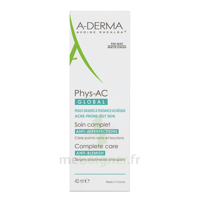 Aderma Phys'ac Global Soin Imperfection Sévères 40ml à Paris