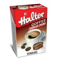 Bonbons sans sucre Halter café à Paris