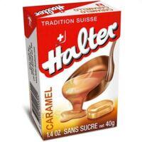 HALTER Bonbons sans sucre caramel à Paris