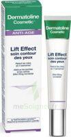 DERMATOLINE LIFT EFFECT CONTOURS DES YEUX à Paris