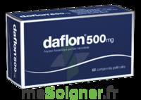 DAFLON 500 mg Comprimés pelliculés Plq/60