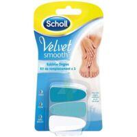 Scholl Velvet Smooth Ongles Sublimes kit de remplacement à Paris