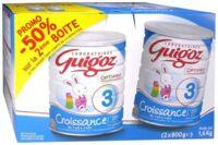 GUIGOZ LAIT CROISSANCE 3 2X800GR à Paris
