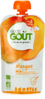 Good Goût Alimentation Infantile Mangue Gourde/120g à Paris
