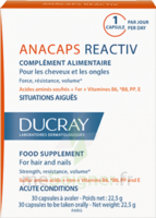 Anacaps Reactiv Caps 3*B/30 à Paris
