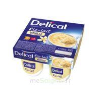 DELICAL RIZ AU LAIT Nutriment vanille 4Pots/200g à Paris