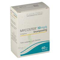 MYCOSTER 10 mg/g, shampooing à Paris