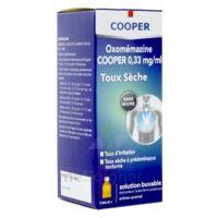 OXOMEMAZINE H3 SANTE 0,33 mg/ml SANS SUCRE, solution buvable édulcorée à l'acésulfame potassique à Paris