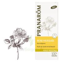 Pranarom Huile Végétale Rose Musquée 50ml
