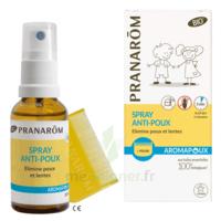 Pranarôm Aromapoux Bio Spray anti-poux 30ml+peigne à Paris
