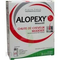 ALOPEXY 50 mg/ml S appl cut 3Fl/60ml à Paris