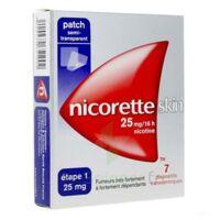 Nicoretteskin 25 Mg/16 H Dispositif Transdermique B/28 à Paris