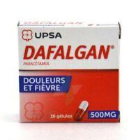 DAFALGAN 500 mg Gélules 2plq/8 (16) à Paris