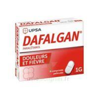 DAFALGAN 1000 mg Comprimés pelliculés Plq/8 à Paris