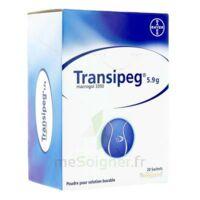 TRANSIPEG 5,9g Poudre solution buvable en sachet 20 Sachets
