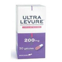 ULTRA-LEVURE 200 mg Gélules Fl/30 à Paris