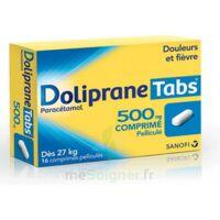 DOLIPRANETABS 500 mg Comprimés pelliculés Plq/16 à Paris