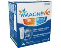 Magnevie Stress Resist Poudre orale B/30 Sticks à Paris