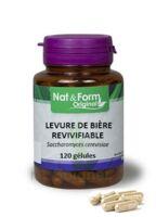 Nat&Form Naturellement Levure de bière Gélules B/200 à Paris