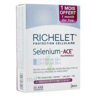 Richelet Selenium Ace Optimum 50+ Comprimés B/90+30 à Paris