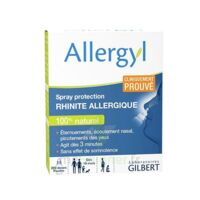 Allergyl Spray protection rhinite allergique 800mg à Paris