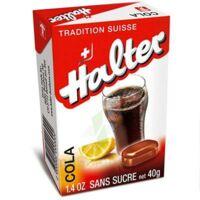 Halter Bonbon Sans Sucre Cola B/40g à Paris