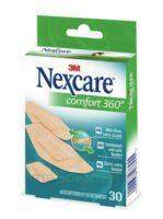 Nexcare Comfort 360° Pansement assortiment B/30 à Paris