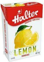 Halter Sans Sucre Bonbon Citron B/40g à Paris