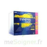 Tampax Compak - Tampon Régulier à Paris