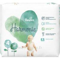 Pampers Harmonie Couche T4 géant paquet/28 à Paris