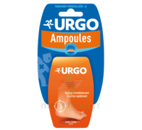 Urgo Ampoule Pansement seconde peau talon B/5 à Paris