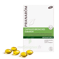 Aromaforce Caps bronches bio B/30 à Paris