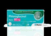 Phloroglucinol Mylan 80 Mg, Comprimé Orodispersible à Paris