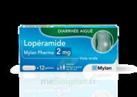 Loperamide Mylan Pharma 2mg, Gélules à Paris