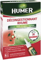 Humer Décongestionnant Rhume Spray nasal 20ml